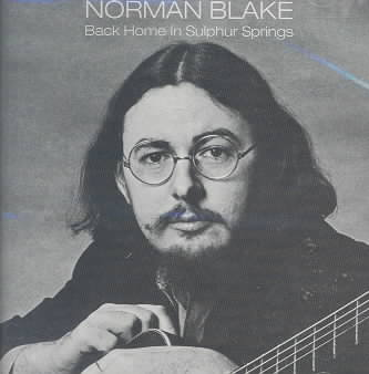BACK HOME IN SULPHUR SPRINGS BY BLAKE,NORMAN (CD)