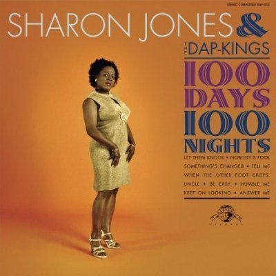 100 DAYS 100 NIGHTS BY JONES,SHARON (CD)